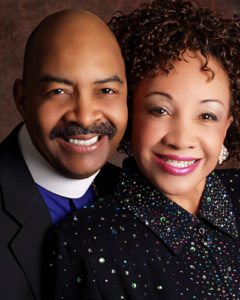 Bishop Nate & Valerie Holcomb