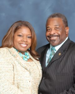 Bishop Roderick & Mary Mitchell