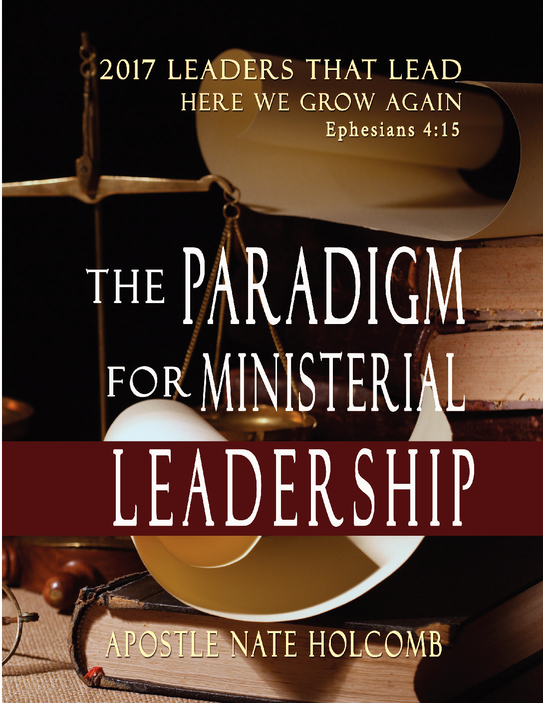 The Paradigm for Ministerial Leadership