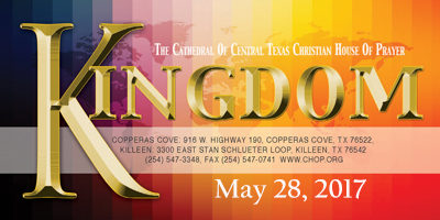 Kingdom News May 28, 2017